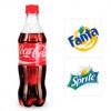 Coca-cola, Fanta, Sprite Джигит