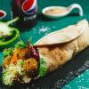 Vegan doner в лаваше D&D Berlin street food