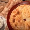 Традиционный хлеб Месхури Georgia
