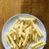 Картопля фрі з пармезаном Болоньєтта Тратторія