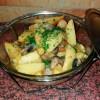 Картопля з грибами 13-й Кордон