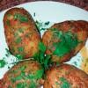 Картопля смажена на мангалі 13-й Кордон