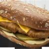Бургер ля фіш Крила