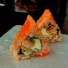 Пирамида с жареным лососем FISHER