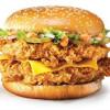 Дабл Шефбургер гострий KFC