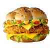 Шефбургер де люкс оригінальний KFC