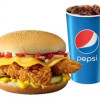 Чізбургер меню 2 за 49 KFC
