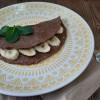 Шоколадний вівсяноблин з бананом Good Food