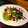 Салат из имеритинським сыром и овощами Georgia