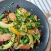 Салат з мідіями та лососем Good Food