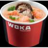 Суп Том-ям с лососем WOKA