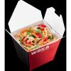 Удон локшина з овочами WOKA