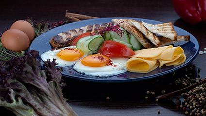 Завтрак Saffron SAFFRON
