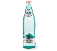 "Вода ""Borjomi"" PUSHKA LOUNGE BAR"