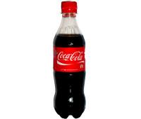Coca-cola PUSHKA LOUNGE BAR