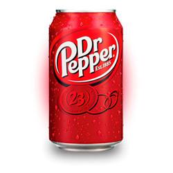 Dr Pepper  PUSHKA LOUNGE BAR