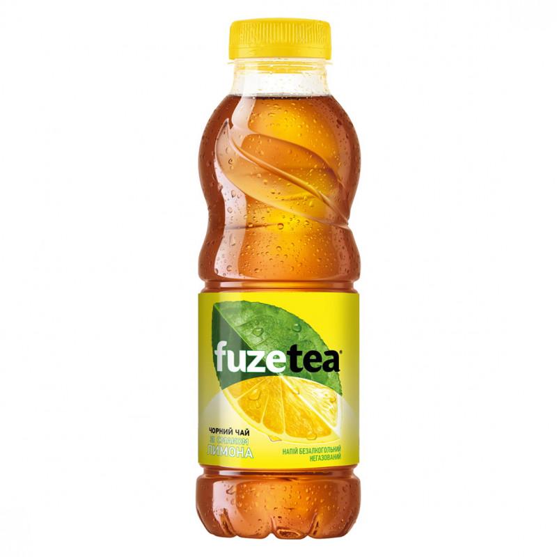 Fuze Tea  PUSHKA LOUNGE BAR