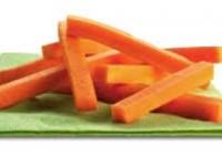 Морковь свежая нарезанная МакДональдс