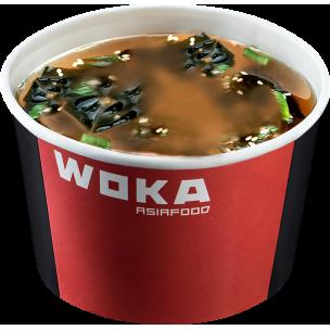 Мисо-суп с угрем WOKA